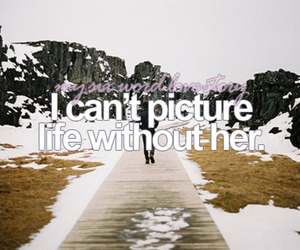 photo, love, and text image