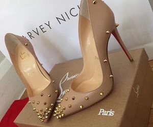 fashion, love, and shoes image