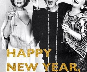 golden girls, funny, and happy new year image