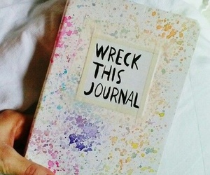 book and wreck this journal image