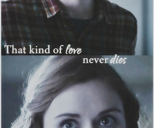 forever, teen wolf, and lydia martin image