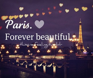 forever, paris, and tumblr image