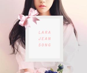 jenny han, p.s i still love you, and lara jean image