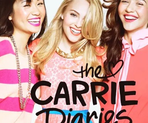 the carrie diaries, carrie, and mouse image