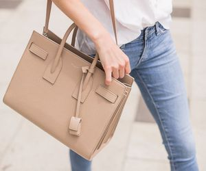 bags, elegance, and fashion image