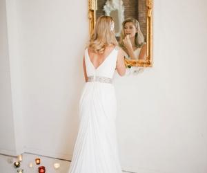 bride, romance, and Dream image