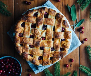 pie, food, and yummy image
