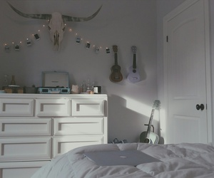 bedroom, deco, and room image
