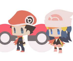 lucas, pokemon, and trainer image