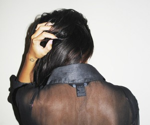 back, fashion, and girl image