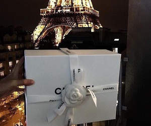 paris, chanel gift, and 😻 image