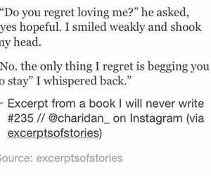 regret, love, and tumblr image
