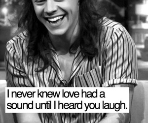 black and white, edits, and one direction image