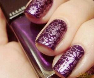 femenino, nails, and 💅 image