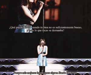 frases, glee, and lea michele image
