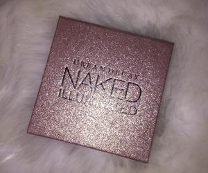 naked, urban, and make up image
