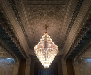 chandelier, aesthetic, and architecture image