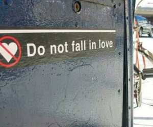 fall in love, hurt, and mistake image