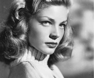 Lauren Bacall image