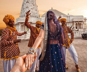 india, follow me to, and travel image