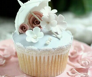 cupcake and vintage image