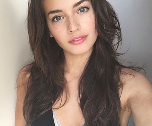 fashion, girl, and jessica clements image