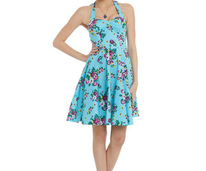 dresses, heels, and hot topic image