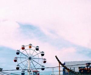 carefree, fair, and sky image