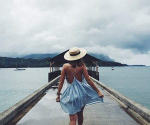 blue, fashion, and summer image
