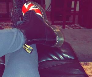 boots, british, and christmas image