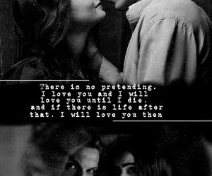 forever, mortal instruments, and city of bones image