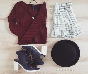 outfit, retro, and vintage image