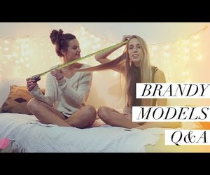goals, q&a, and brandy image