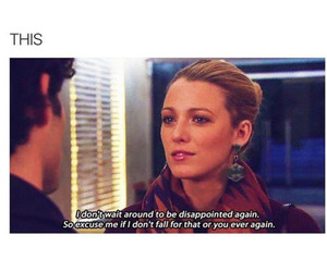 gossip girl, quote, and true image