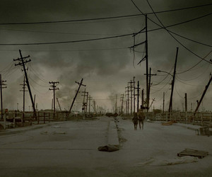 apocalypse and the road image
