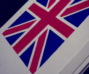britain, flag, and london image