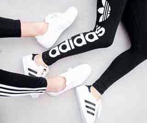 fashion, friendship, and shoes image