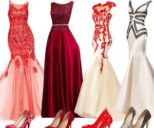 evening dress, women fashion, and ericdress reviews image