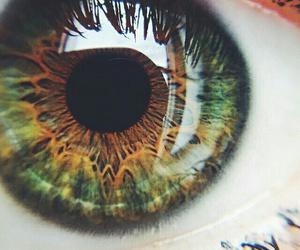 close, deep, and eye image