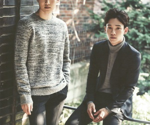 Chen, exo, and suho image