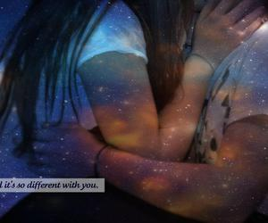 different, stars, and with you image