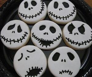Halloween, Cookies, and food image