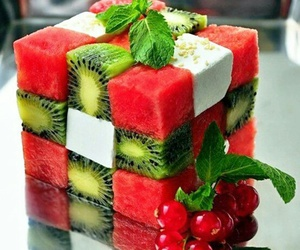 delicious, FRUiTS, and pretty image