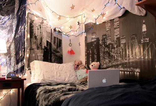 Bedroom Tumblr Pesquisa Google On We Heart It