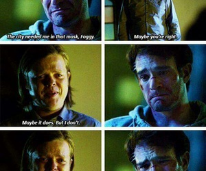 daredevil and foggy nelson image