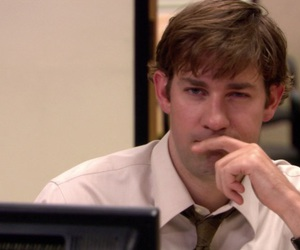 funny, jim, and jim halpert image