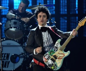band, billie joe armstrong, and green day image