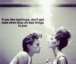 boy, love, and bad boys image