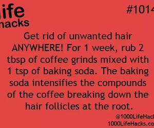 life hacks, hair, and tips image
