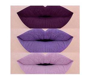 colors, fashion, and lips image